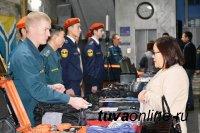 МЧС: Лучше всех в 2014 году отработал Кызылский кожуун