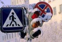 Вандалы вывели из строя светофор в Кызыле