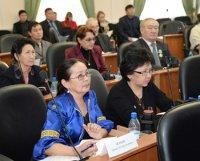В Туве начала работу Общественная палата второго созыва