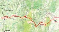 В Туве завершилось формирование земельных участков под строительство железной дороги