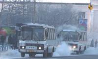Кызыл: маршрут автобусов Кызылского АТП до поселка Сукпак изменен