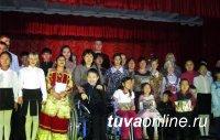 В Кызыле прошел творческий концерт с участием детей-инвалидов «Я рисую Песню!»