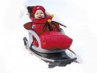 """""""Зимняя"""" коляска: вариант для самых маленьких"""