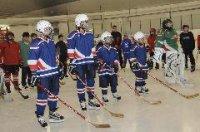 Команда юных хоккеистов Тувы заняла 2-е место в региональном турнире «Кубок снеговика»