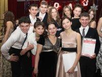 На Бале Лидеров чествуют активистов школ Кызыла