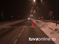 В Кызыле на пешеходном переходе сбит школьник