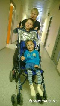 5-летнему Тамерлану Оюну срочно нужна наша помощь!!!