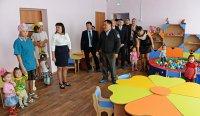 В Туве очередь в детские сады за три года сократилась на 48,2 процента