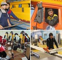 В Туве проходит месячник профориентации среди учащихся школ
