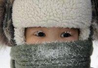 В Кызыле 43 градуса мороза