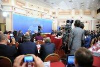 Глава Тувы участвует в Подмосковье в семинар-совещании по вопросам внутренней политики