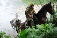 Горные стрелки ЦВО пересядут на тувинских лошадей