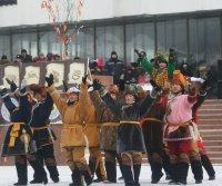 Программа праздничных мероприятий, посвященных встрече Шагаа - нового года по лунному календарю