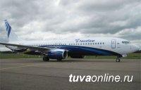 Рейсы по маршруту Иркутск-Кызыл будут субсидироваться