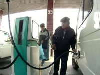 В Туве наметилось снижение цен на автомобильное топливо