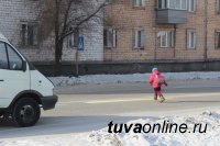 В Туве с начала года под колесами авто погибли три пешехода