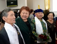 Известный молодой горловик Аян-оол Сам стал Народным Хоомейжи Тувы
