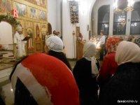 В Туве впервые в Православном храме проведена служба, посвященная Шагаа