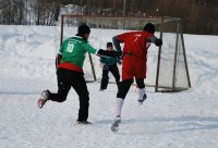 "23 февраля на станции ""Тайга"" пройдут соревнования по мини-футболу на снегу"