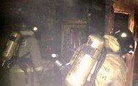 Пожарные спасли женщину на пожаре в Кызыле
