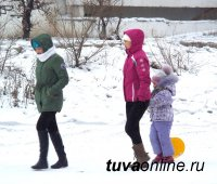 В Туве в 2015 году с учетом индексации на детские пособия направят 1 млрд. 355 млн. рублей