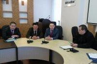 Тува перенимает опыт Алтайского края в выпуске биофармацевтической продукции
