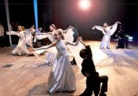 В столице Тувы состоялся торжественный концерт в честь Международного женского дня