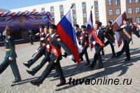 В Кызылском президентском кадетском училище будет установлена стела воинам, погибшим в Великой Отечественной войне