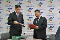 Бурятия и Тува договорились о расширении культурных связей между республиками