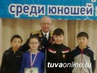 У тувинских тхэквондистов первая «бронза» на межрегиональном турнире