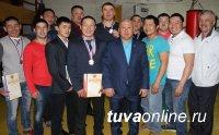 Студенты ТувГУ успешно выступили на XVIII-ом чемпионате России по сумо в подмосковном Чехове