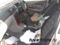 В автомобильной аварии, произошедшей в Барун-Хемчикском районе, пострадали трое детей