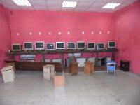 Кызыл: «смотрящий» за залом игровых автоматов  в подвале многоквартирного дома напал на участников рейда с ножом