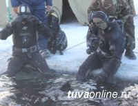 Водолазы нашли тело утонувшего на Тодже рыбака