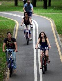В Туве вдоль берега Енисея может появиться 14-километровая велосипедная дорожка