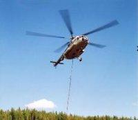 Центральный военный округ поможет Туве тушить лесные пожары