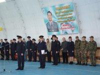 В Туве состоялось первенство по рукопашному бою памяти генерал-майора милиции Сергея Монгуша