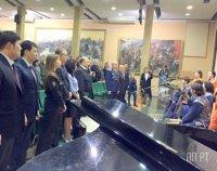 В Москве открылась выставка «Тува — фронту»