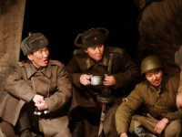 """9 мая в Национальном театре Тувы состоится премьера спектакля """"Журавли"""" о подвиге тувинских добровольцев"""