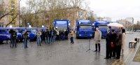 Тувинский филиал Почты России получил сразу 23 новые автомашины