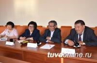 Две столицы Тувы – древняя и современная – подпишут соглашение о сотрудничестве