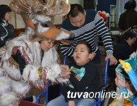В Кызыле ко Дню семьи пройдут спортивные состязания среди семей с детьми с ограниченными возможностями
