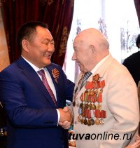 Василий Кулипанов, тувинский доброволец