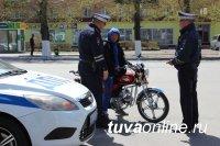 В Туве растет число ДТП с участием двухколесных транспортных средств