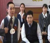 11-классник лицея № 15 г. Кызыла Лодой Хомушку – главный «умник» Тувы