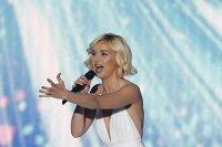 Полина Гагарина заняла второе место на «Евровидении»