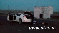 В Кызыле в результате столкновения КАМАЗа и Тойоты погибли четыре человека