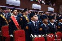 До 1 июня принимаются документы на обучение в Кызылском Президентском кадетском училище