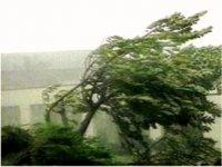 В Туве объявлено штормовое предупреждение