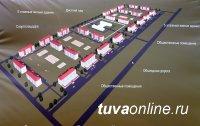 Для большегрузов с южной стороны Кызыла построена 18-км объездная дорога